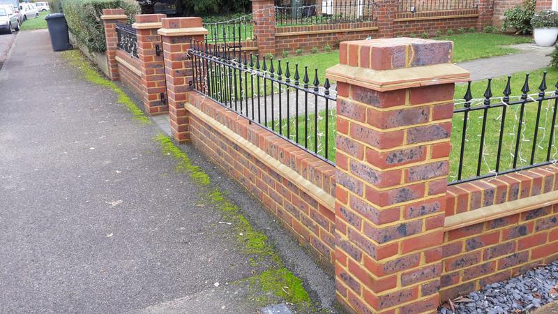 Image 6 - Garden wall