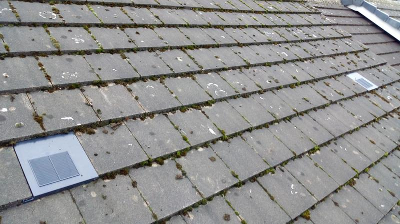 Image 26 - Ventilation tiles installed, allow your roof to breathe and reduce condensation.