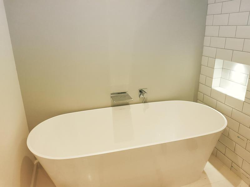 Image 9 - Bath Tube Installation