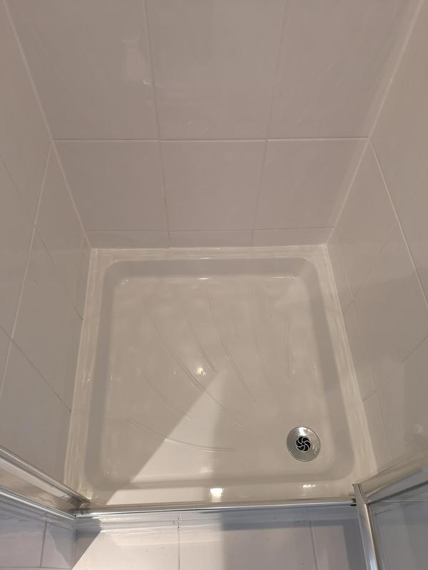Image 61 - shower re silicone sealed cobham