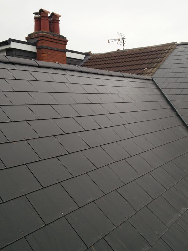 Image 137 - Main roof replacement. Completed February 2019. Earlsdon.
