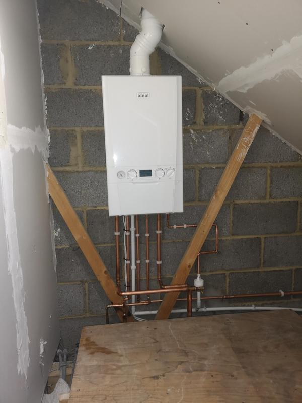 Image 16 - Combi boiler installation and system conversion. 10 year warranty provided for boiler.