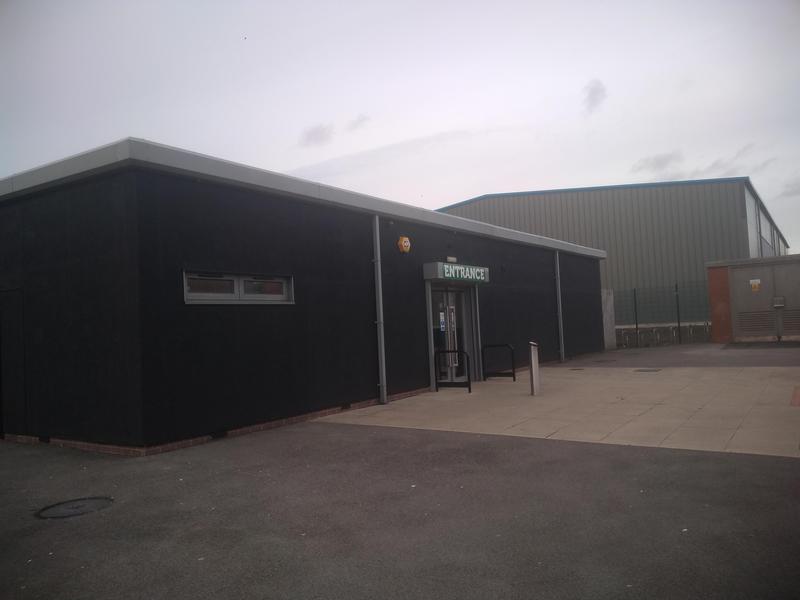 Image 48 - Fives soccer center Leeds
