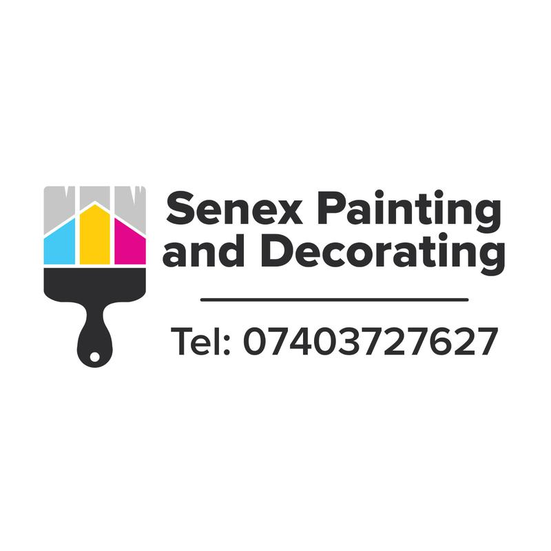 Senex Painting & Decorating logo