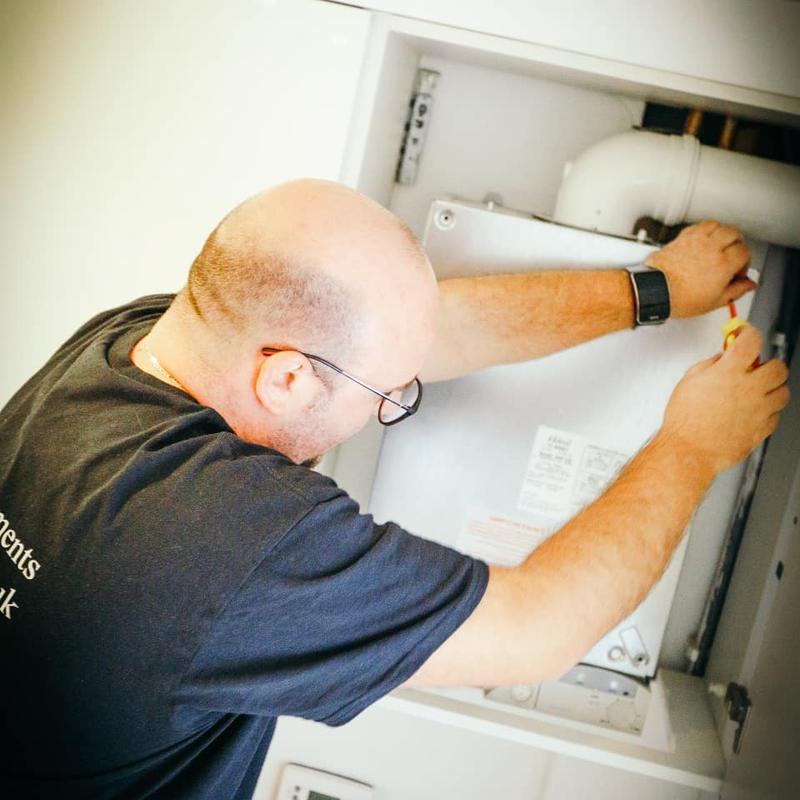 Image 73 - Boiler Gas Safe Certification