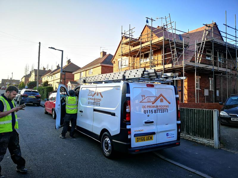 Roofers Roofing In Nottingham Ng6 9as Dc Premium Roofing Trustatrader