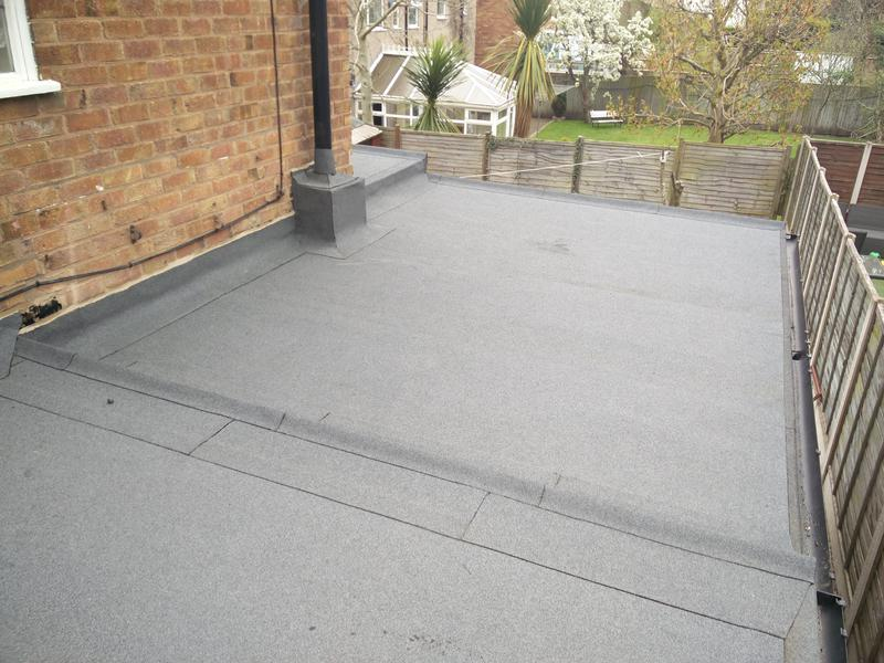 Image 29 - Garage/Utility/Kitchen Roof Covering Replacement. Completed April 2019, Tile Hill.