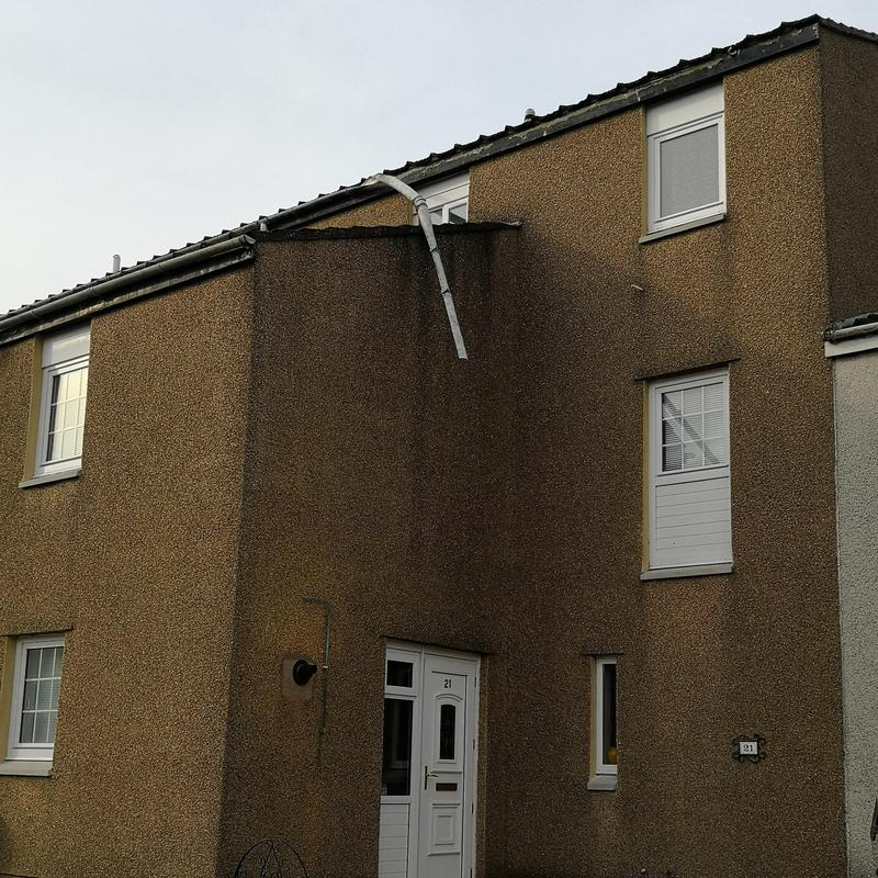 Image 15 - Before UPVC fascias and gotten