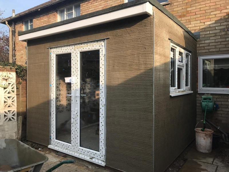 Image 168 - Small rear extension