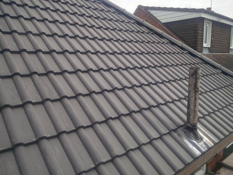 Image 123 - Main Roof replacement, Completed April 2019, Eastern Green.