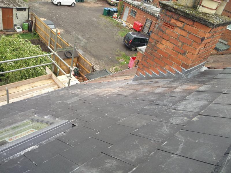 Image 112 - Main Roof Covering Replacement, Completed May 2019, Coundon.