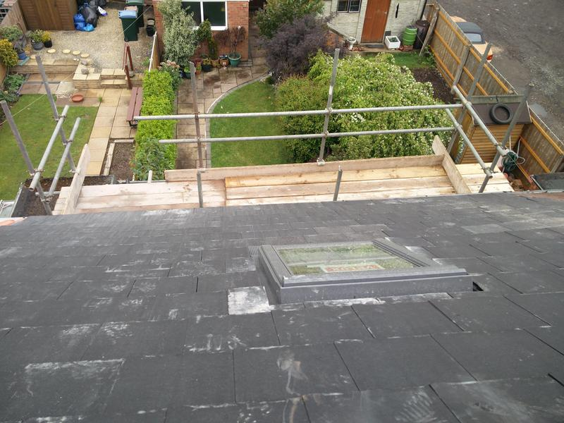 Image 15 - Main Roof Covering Replacement, Completed May 2019, Coundon.