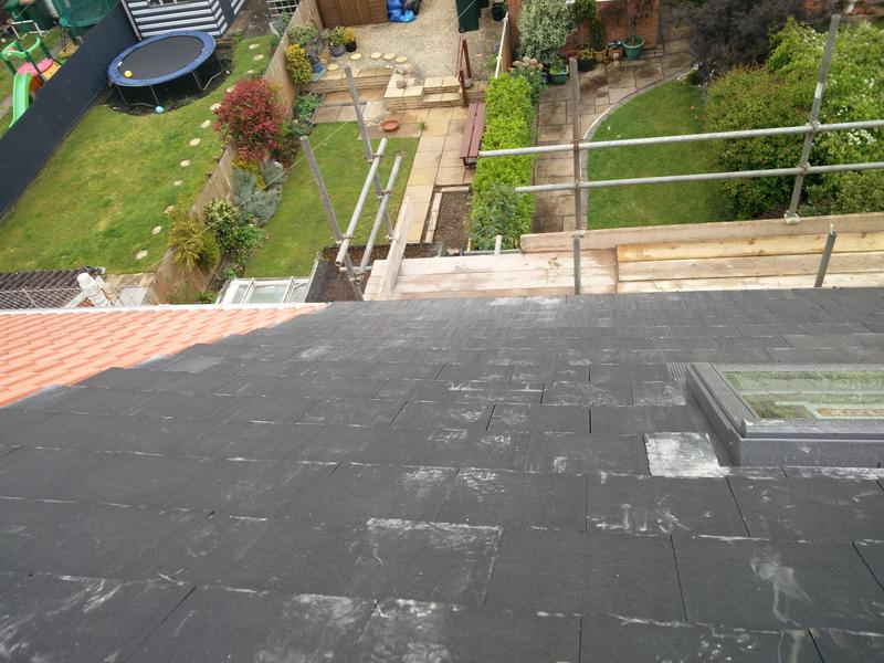 Image 114 - Main Roof Covering Replacement, Completed May 2019, Coundon.