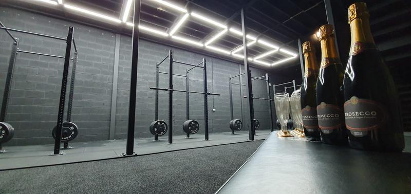 Image 1 - Steel habitat gym Lighting finished *3