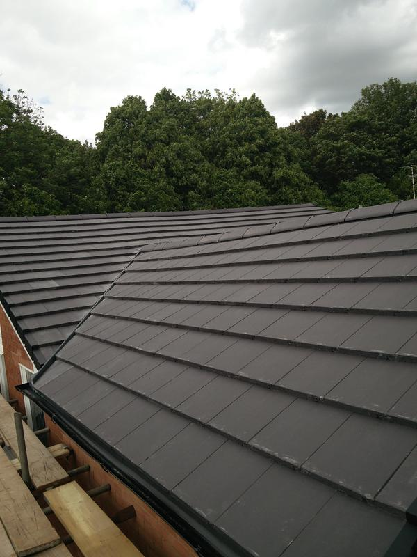 Image 1 - Main Roof Replacement, completed June 2019, Finham.