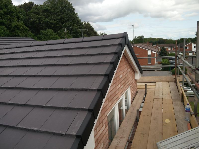 Image 2 - Main Roof Replacement, completed June 2019, Finham.