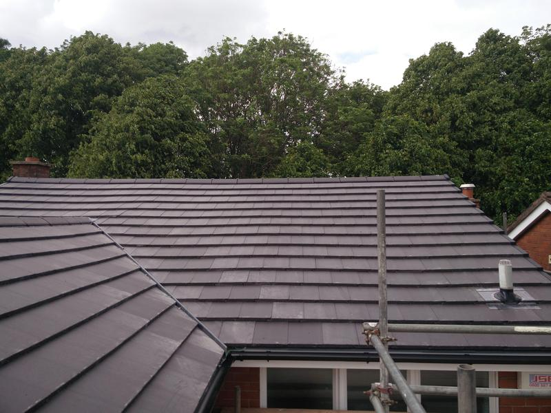 Image 101 - Main Roof Replacement, completed June 2019, Finham.