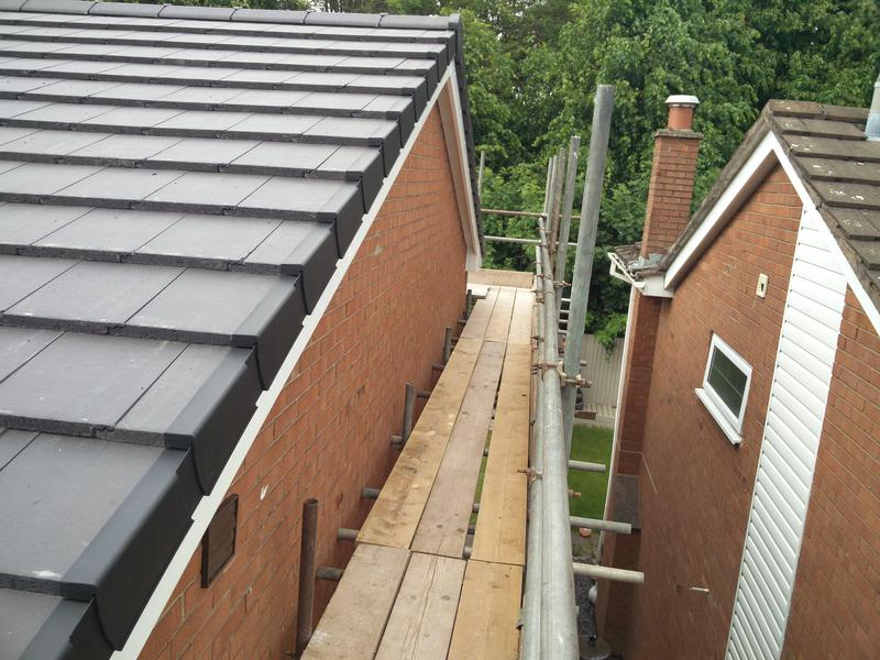 Image 4 - Main Roof Replacement, completed June 2019, Finham.