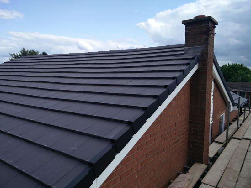 Image 103 - Main Roof Replacement, completed June 2019, Finham.