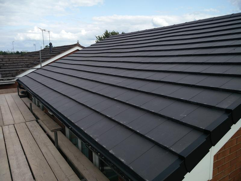 Image 104 - Main Roof Replacement, completed June 2019, Finham.