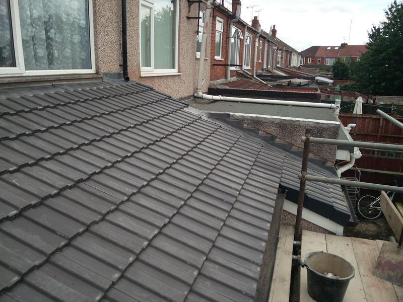 Image 77 - Kitchen Roof replacement, completed Aug 2019. Radford.