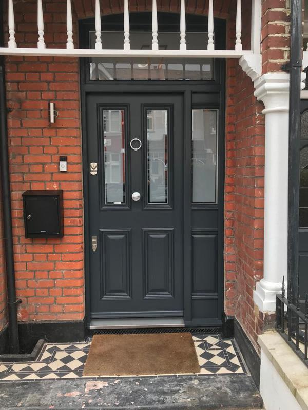 Image 36 - New entry doors making and installation also full decorating