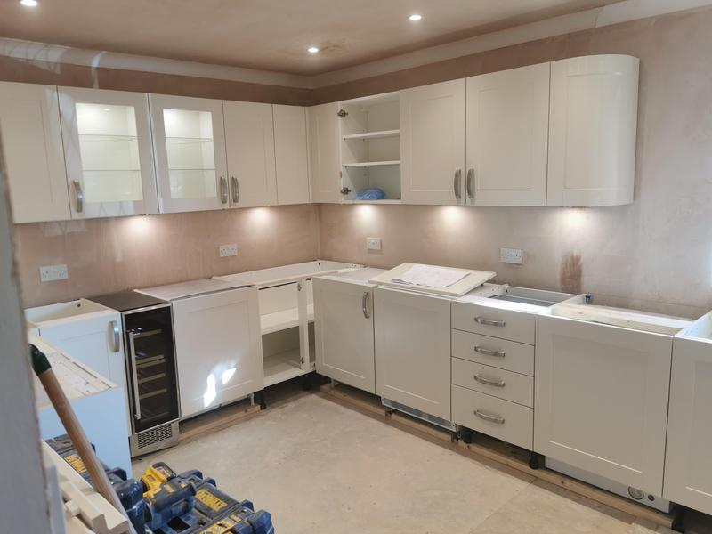 Image 13 - New kitchen rewire