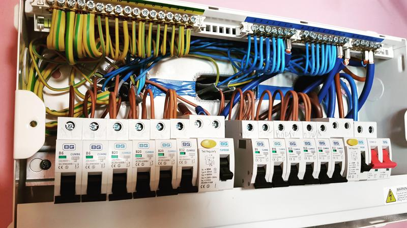 Image 92 - Fuse Board Relocation, Installation, Testing and Certification