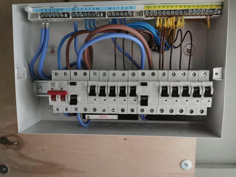 Image 16 - New consumer unit