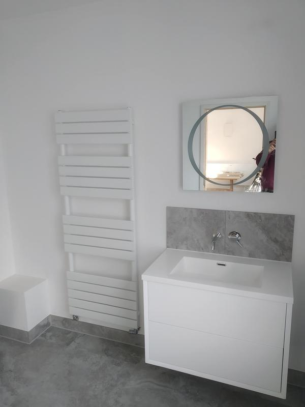 Image 9 - One of 5 bathrooms we completed on a renovation in Stansted