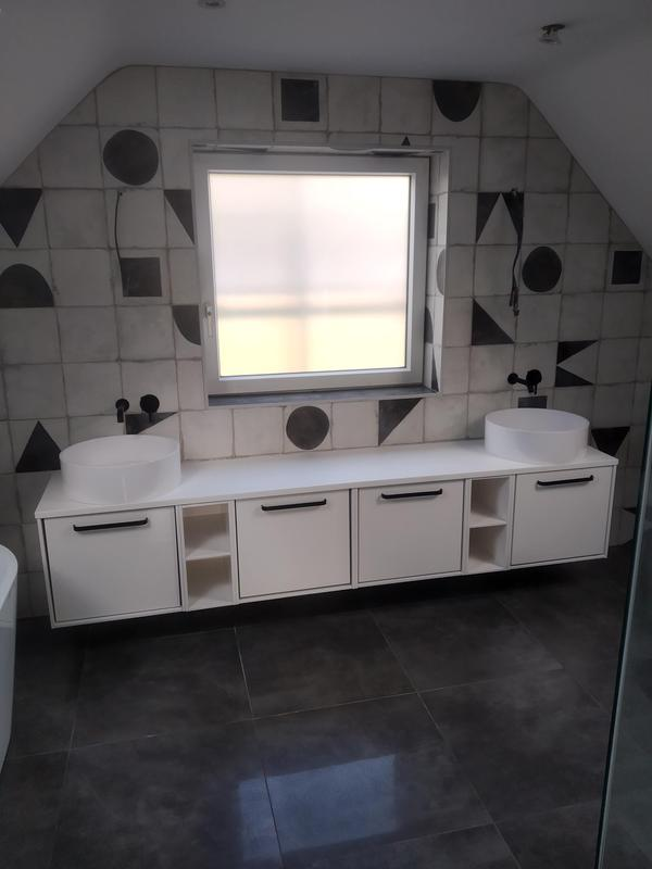Image 6 - Main bathroom out of five we installed in Stansted