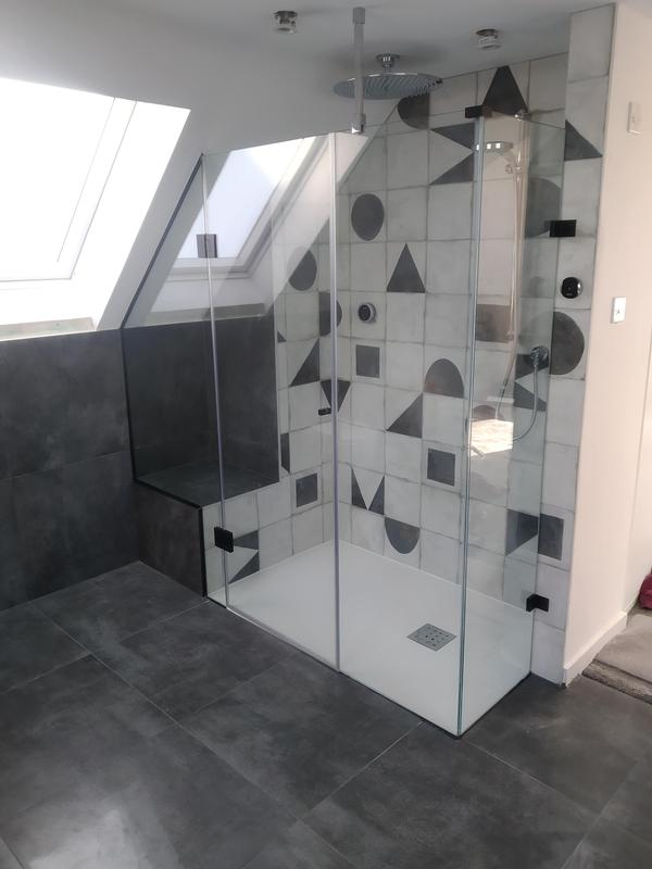 Image 3 - Main bathroom out of five we installed in Stansted