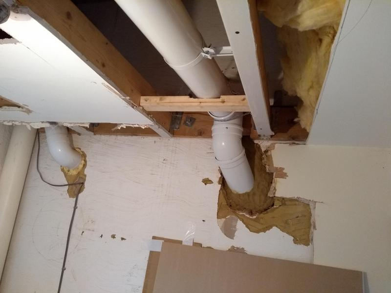 Image 8 - Utility room needing repair