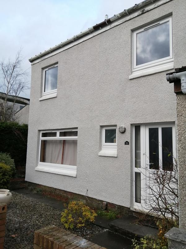 Image 1 - House roughcast completed