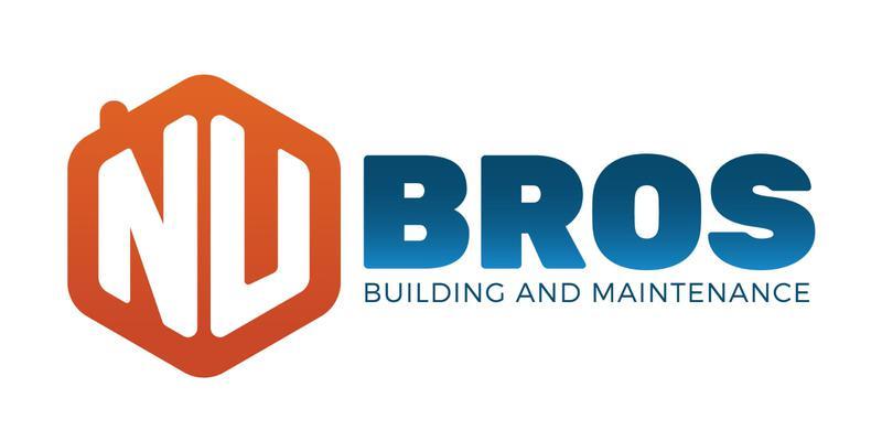 NU Bros Plasterers logo