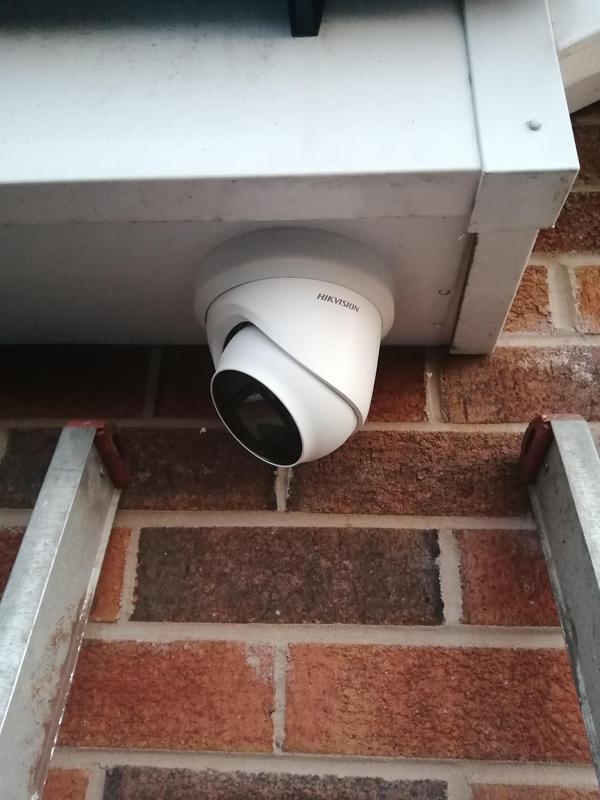 Image 12 - Hikvision IP CCTV system designed and installed to cover all external angles of a domestic property.