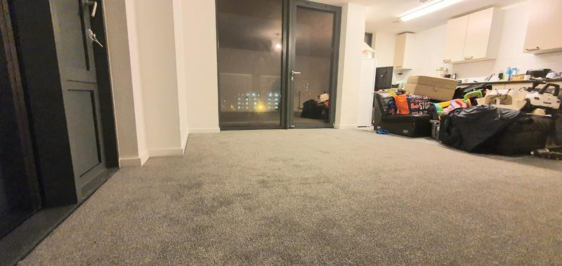 Image 26 - Jacob House - SE164EN Supply & fit new grey budget carpet at £8 per sqm with 10mm underlay this is the afte picture