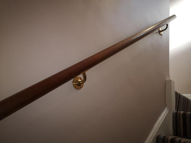 Image 8 - new handrails fitted in Ewell
