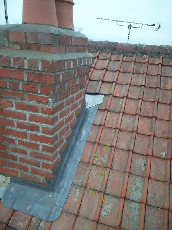Image 14 - Chimney Repairs, Completed January, Coundon.