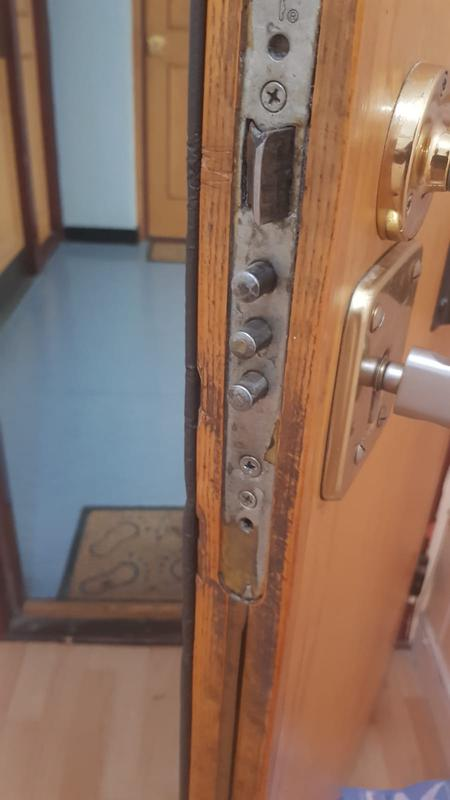 Image 6 - High Security Locks Replacement or Repair to High Security Doors.
