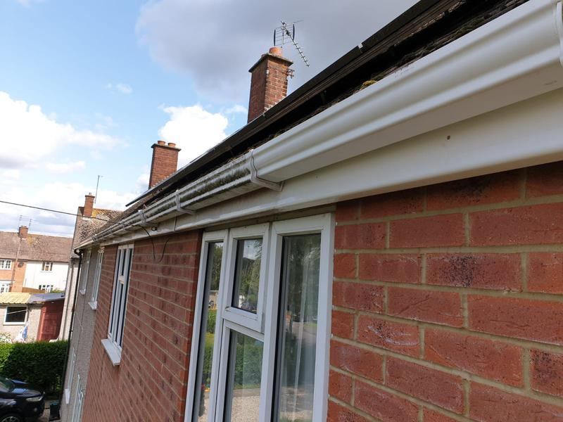 Image 8 - Gutter cleaning