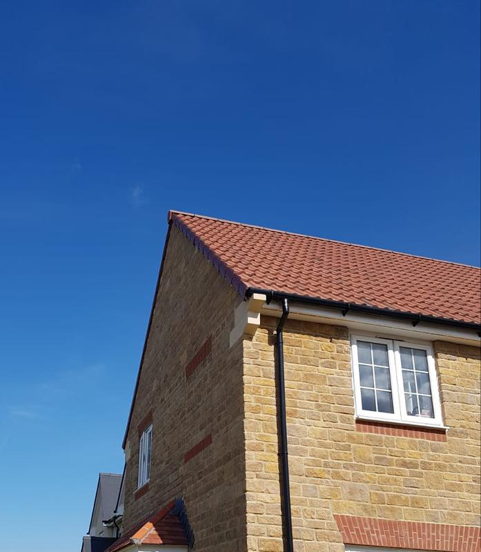 Image 12 - New roof, guttering and facia