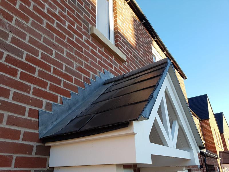 Image 5 - New porch