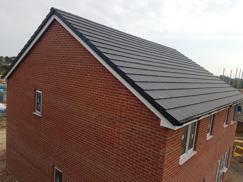 Image 16 - New roof