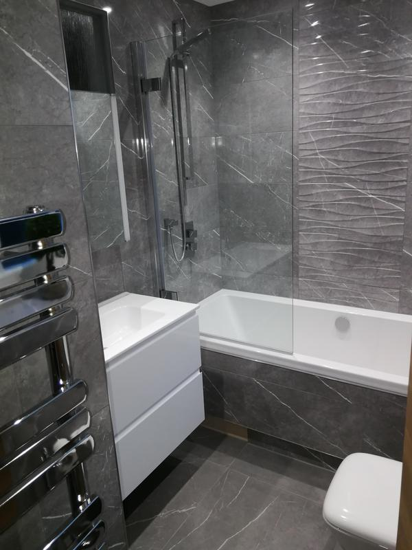 Image 65 - Bathroom installation just completed in Billericay!!