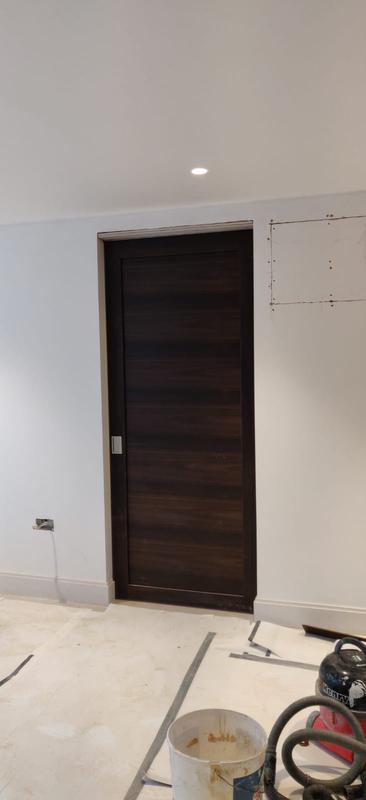 Image 33 - 2.4 m high Pocket door