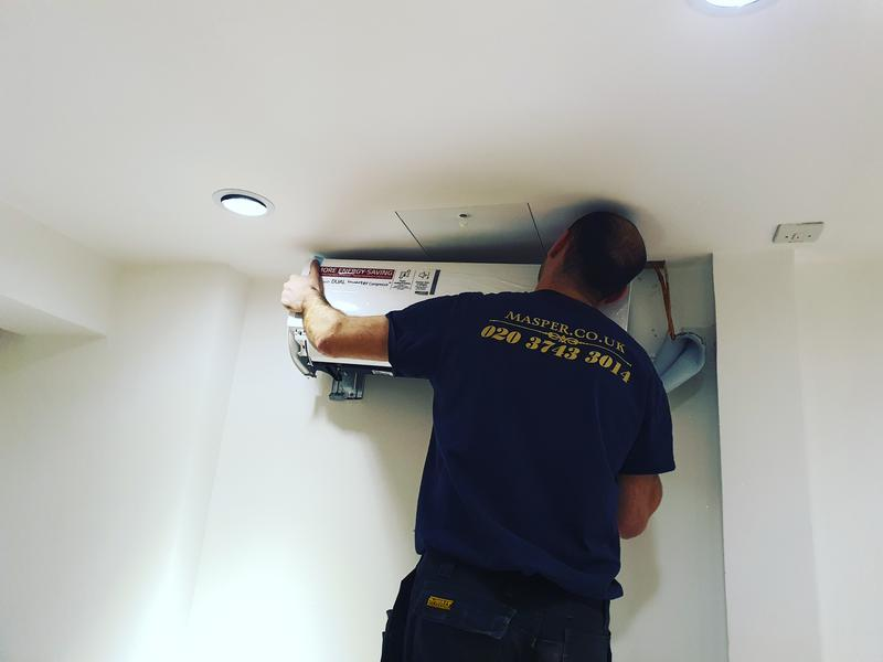 Image 95 - Domestic Air Conditioning Installation