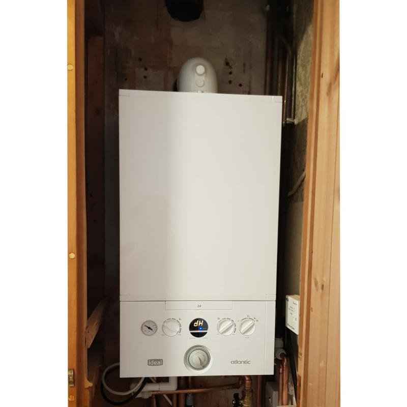 Image 1 - New ideal boilers with 5 year warranty from £1500.