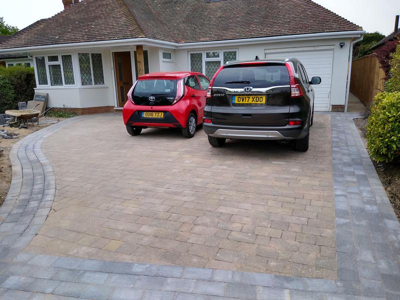 Image 2 - Bungalow extension in Tring. After photo