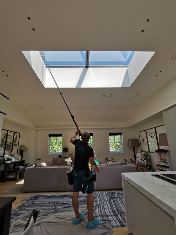 Image 2 - skylight cleaned internally